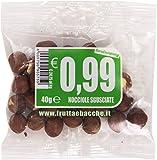 Euro Company - Nocciole Sgusciate - 4 pezzi da 40 g [160 g]