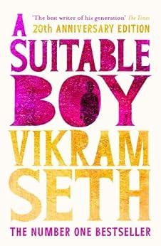 A Suitable Boy by [Seth, Vikram]