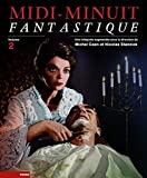 Midi-Minuit fantastique - Volume 2 (1DVD) by Collectif (2015-10-21) - Rouge profond (2015-10-21) - 21/10/2015