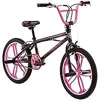 20 Mongoose Craze Freestyle Girls' BMX Bike by Mongoose - Mongoose Bmx Bike
