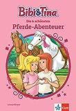 Bibi & Tina: Die schönsten Bibi-und-Tina-Geschichten für Erstleser: 6 spannende Abenteuer in einem Sammelband, ab 6 Jahren