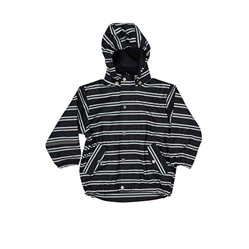 CELAVI Regenjacke Baby-Jacke Regenbekleidung, Größe 100, blau