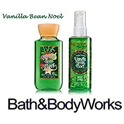 Bath & Body Works - Mini Shower Gel & Fragrance Mist...