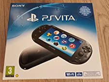 Sony PS Vita Console [New Slim 2016 version] (PlayStation Vita) On Firmware 3.60