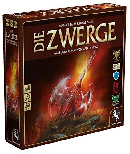 Pegasus Spiele 51925G - Die Zwerge - Zwerg