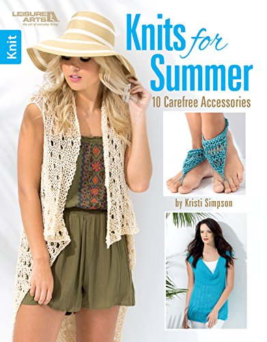Womens Scoop Neck Knit (Knits For Summer: 10 Carefree Accessories (Knit))