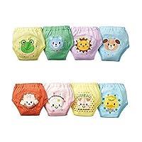 Potty Training Pants - TOOGOO(R)4 X Baby Toddler Girls Boys Cute 4 Layers Waterproof Potty Training Pants reusable 3-4 Years