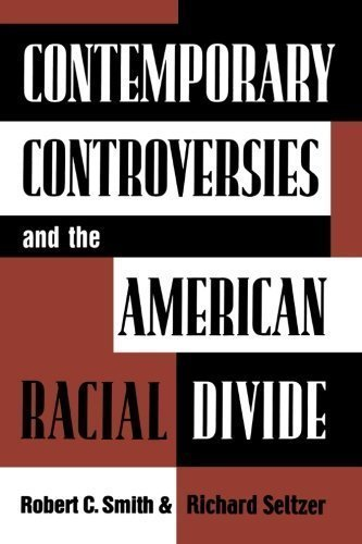 Contemporary Controversies and the American Racial Divide by Robert C. Smith, Richard Seltzer (2000) Paperback