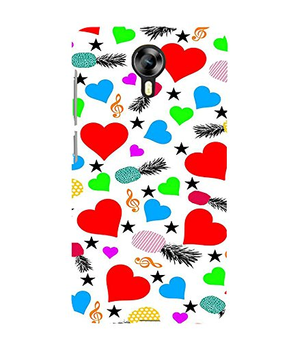 PrintVisa Designer Back Case Cover for Micromax Canvas Xpress 2 E313 (books television charger data cable bluetooth)  available at amazon for Rs.349