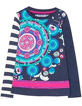 Desigual - TS_DISTRITO, T-shirt per bambine e ragazze