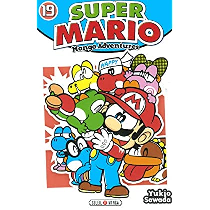 Super Mario Manga Adventures 19
