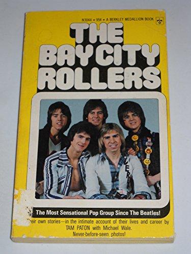 The Bay City Rollers par Tam Paton