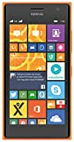 Nokia Lumia 730 Smartphone (4,7 Zoll (11,9 cm) Touch-Display, 8 GB Speicher, Windows 8.1) orange