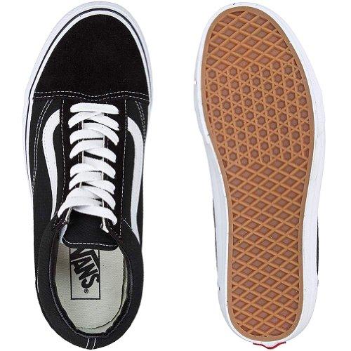 Vans Sneaker Old Skool black/white Schwarz