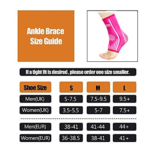 Senston-Breathable-Neoprene-Ankle-Support-Adjustable-Ankle-Brace-Provides-Support-and-Ease-Pains-One-Size