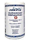 Schweizer Nähpulver - 60°C Waschbar - 75g Streuer