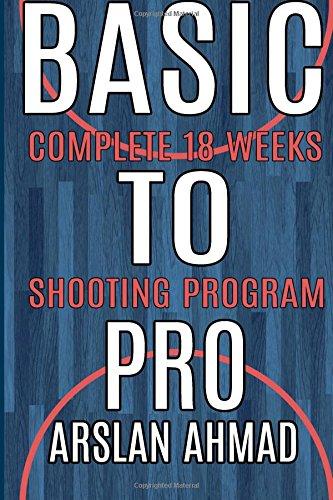 Basic to Pro: Fundamentals of Basketball 18 Weeks Shooting Program | Complete Sh por Arslan Ahmad