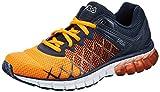 Fila Men's Guardian 2 Enzd Shocking Orange Navy Running Shoes - 6 UK/India
