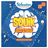 Squik Math - a Game of Mental Math from Skillmatics | Skill Based