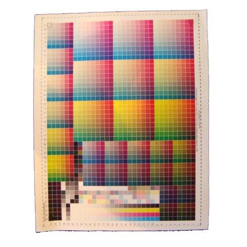 5 BLATT INKJET CANVAS DIN A4 LEINWAND 260g digitaldruck