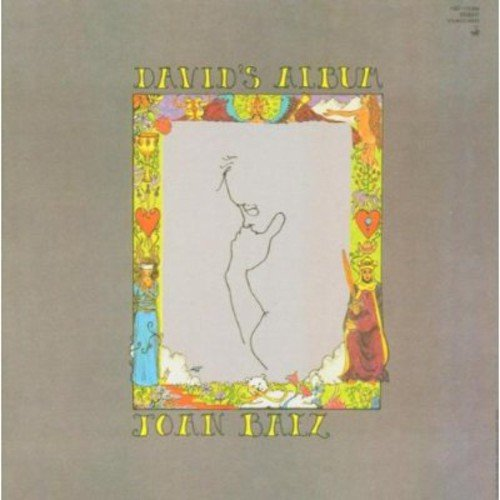 Joan Baez: David'S Album (Audio CD)