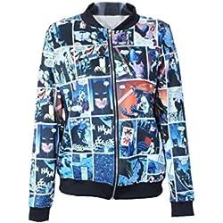 chaqueta de invierno Batman ropa para fiesta niños