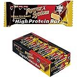 Power System High Protein Bar 35g - 24x35g Eiweiss Riegel (Banane)