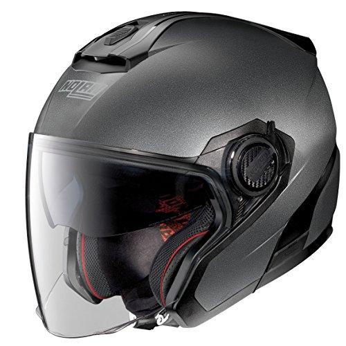 Preisvergleich Produktbild Nolan N40/5 SPECIAL Motorradhelm, mattschwarz, XL