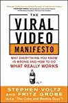 """Creating the next YouTube blockbuster is easier than you think!        Includes more than 100 QR Codes linking to successfulviral videos!      """"These guys are the viral experts, and they show you the way in clear, concise language. This is the fir..."""