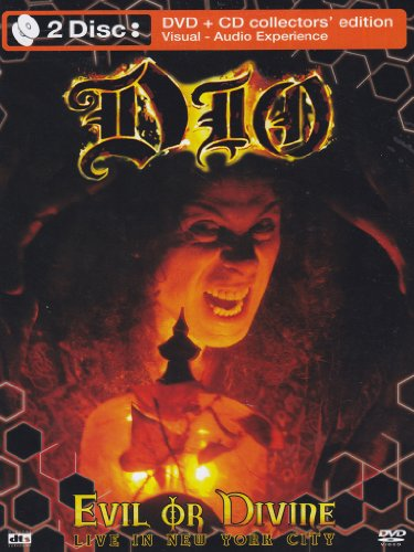 Dio - Evil or divine - Live in New York City (collectors' edition) (+CD)