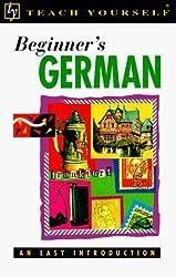 Beginner's German (Teach Yourself) by Teach Yourself Publishing (1992-08-03)