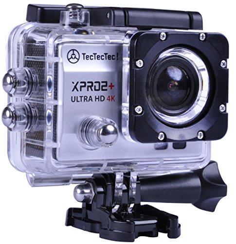 [Nouveau] TecTecTec Caméra Sport XPRO2+ Ultra HD 4K...