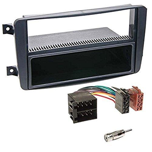 Kit Montaje Marco Radio Adaptador autorradio 1 DIN