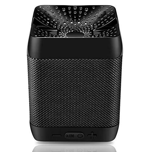 qiyanWireless Beste Bluetooth Lautsprecher wasserdichte Tragbare Outdoor Mini Column Box Lautsprecher Design Für iPhone Xiaomi-in Tragbare Lautsprecher Schwarz