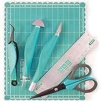 Tools and Accessories WR71278-7 Juego de accesorios para manualidades, color turquesa