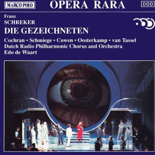 Schreker, Franz Opera e operetta