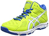 ASICS Gel-Beyond 5 Mt, Scarpe da Ginnastica Uomo, Verde (Energy Green/White/Electric Blue), 42 EU