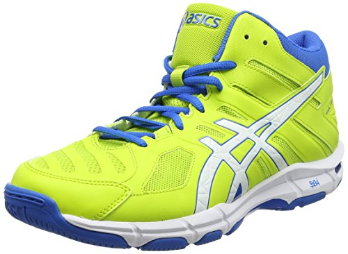 ASICS Gel-Beyond 5 Mt, Scarpe da Ginnastica Uomo, Verde (Energy Green/White/Electric Blue), 42.5 EU