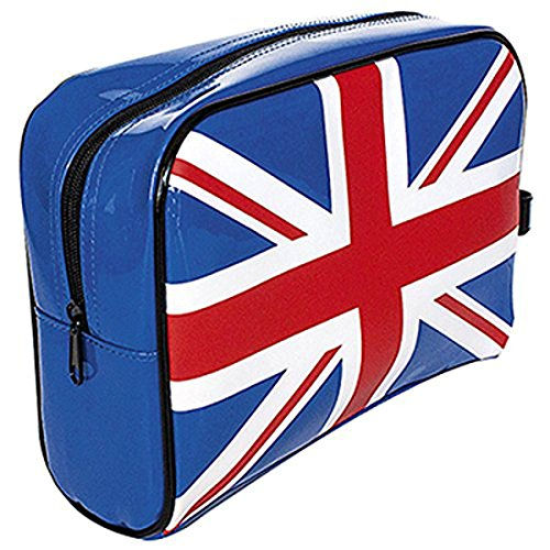 Trousse de voyage - Trousse de toilette - PVC Brillant - LONDON