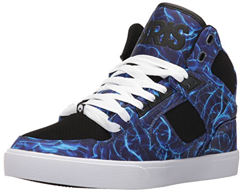 Osiris Nyc83 Vlc, Chaussures de skate homme Brainiac