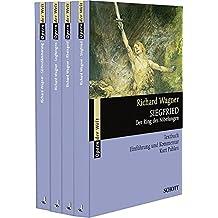 Der Ring des Nibelungen: Das Rheingold / Die Walküre / Siegfried / Götterdämmerung. Textbuch/Libretto. (Opern der Welt)