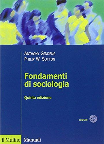 Fondamenti di sociologia
