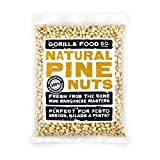 Gorilla Food Co. Natural Pine Nuts (Kernels) - 100g