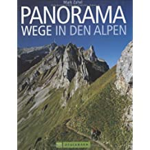Panoramawege in den Alpen