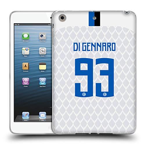 Head Case Designs Offizielle Inter Milan Raffaele Di Gennaro 2018/19 Spieler Away Kit Gruppe 2 Soft Gel Huelle kompatibel mit iPad Mini 1 / Mini 2 / Mini 3 (Apple Ipad 16 Gb 1. Gen)