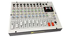 APSON ELECTRONICS 9 CHANNEL USB ECHO AUDIO MIXER