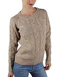 more photos 44d93 2c404 Amazon.it: maglione lana grossa - Donna: Abbigliamento