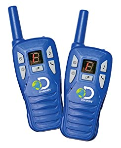 Discovery Channel D27 Discovery - Walkie Talkies Digital