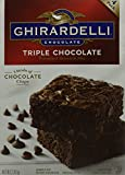 Ghirardelli Chocolate Triple Chocolate Brownie Mix 2.26kg