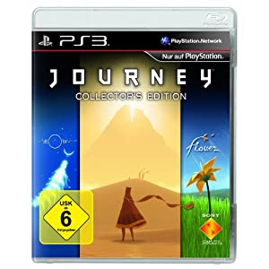 Journey – Collector's Edition – [PlayStation 3]
